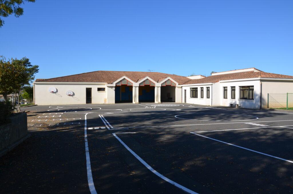Ecole élémentaire Jean Lartigue
