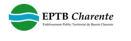 'Etablissement Public Territorial de Bassin (EPTB) Charente et le Syndicat mixte des réserves de substitution de la Charente-Maritime (SYRES 17)