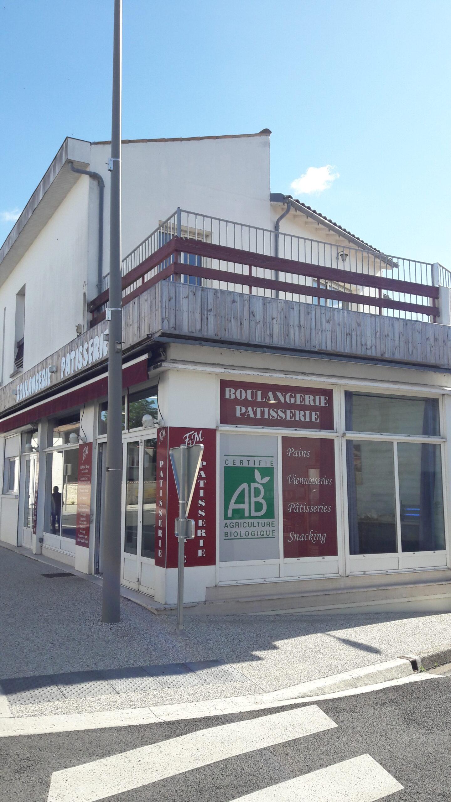 Boulangerie Fraslin