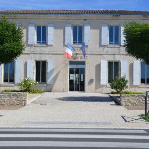 Façade Mairie 09/2020